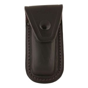 Wenger Leather Large Swiss Army Knife Pouch - Top-loading - Leather - Black | Swiss Army