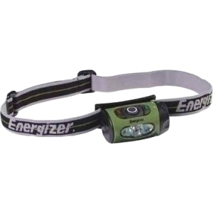 Energizer HDL1AAE Head Torch - AA - Yellow, Blue | Energizer Battery Inc.