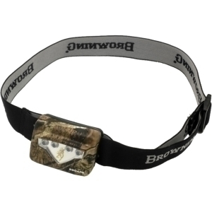 Browning Pro Hunter 3326 Head Torch - LED - AAA - PolymerBody - Mossy Oak | Browning