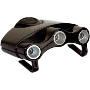 Cyclops ORION CYC-HC1-R Head Light - LED - CR2032 - Black | Cyclops