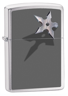 Zippo Throwing Star Lighter