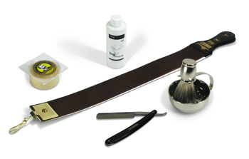 Professional Straight Razor Kit