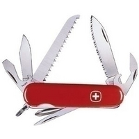Image Wenger Serrated Backpacker Swiss Army Knife