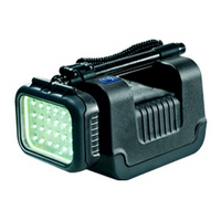 Pelican 9430 Flashlight - LED - 24 W - Black