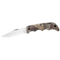"Image Kershaw Black Horse 1060RT Cutting Knife - Fixed Style - 3.86"" Blade - Stai"