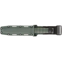 Image KNIFE, LG HARD SHEATH-FOLIAGE GRN