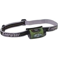Image Energizer TrailFinder HD33A3CE Head Torch - LED - AAA - Green