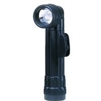 Image Texsport 15996 Flashlight - Krypton Bulb - D - PlasticBody - Black