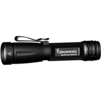 Browning Tactical Hunter 1239 Flashlight - LED - AA - AluminumBody - Black