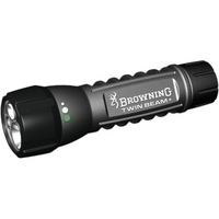 Image Browning Pro Hunter 3324 Flashlight - LED - AAA - AluminumLens Ring - Charcoal