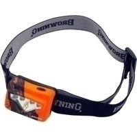 Image Browning Pro Hunter 3327 Head Torch - LED - AAA - PolymerBody - Mossy Oak