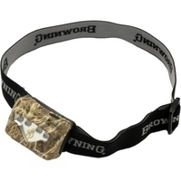 Image Browning Pro Hunter 3328 Head Torch - LED - AAA - PolymerBody - Mossy Oak