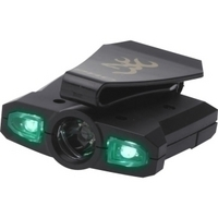 Image Browning Night Seeker 5099 Cap Light - LED - 0.50 W - AAA - PolymerBody - Black