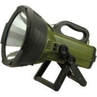 Cyclops Thor C18MIL-FE Flashlight - Halogen Bulb - 130 W - Green