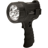 Image Cyclops CYC-3WS Flashlight - LED - 1 W - AA - Black