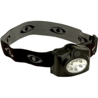 Cyclops CYC-906NXTCMO Head Light - LED - AAA - NylonHead - Camo