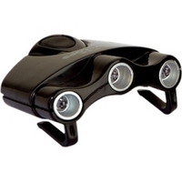 Cyclops ORION CYC-HC1-W Head Light - LED - CR2032 - Black