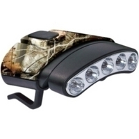 Cyclops CYC-HCDT-WGNXT Head Light - LED - CR2032 - Camo