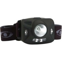 Cyclops CYC-RNG1 Head Light - LED - 1 W - AAA - NylonHead, ABSBody