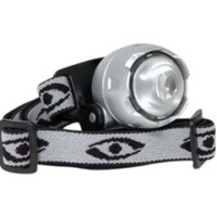 Cyclops CYC-ULH1-B Head Light - LED - CR2016 - Black