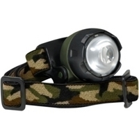 Cyclops CYC-ULH1-CMO Head Light - LED - CR2016 - Camo
