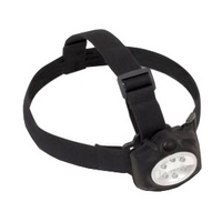 Image CYCLOPS CYC-906C Helios-6 LED Head Torch - Head Torch - LED - AAA - Black