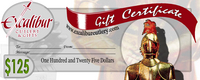 Image $25 Gift Certificate
