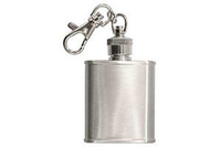 Image 1 oz. Key Chain  Flask