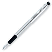 Image CROSS  Century II Lustrous Chrome Fountain Pen