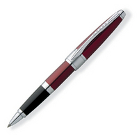 Image CROSS - Apogee Titian Red Lacquer Selectip Rolling Ball Pen
