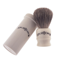 Image Col. Conk Badger Travel Brush w/case