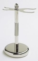 Image Colonel Conk Deluxe Chrome Shaving Stand