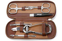 Image Giardo  Solingen Men's 6 Piece Heavy Duty Manicure Set