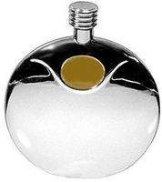 Image 6 oz. Oval Liquor Flask