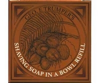 Geo F Trumper Coconut Hard Shaving Soap Refill