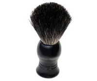 Colonel Conk Pure Badger Shaving Brush (Black)