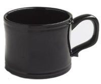 Colonel Conk Black Super Shave Mug