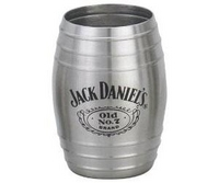 Image Cornell  Jack Daniels Medium Barrel Shot Glass
