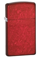 Image Zippo Slim Candy Apple Red Lighter