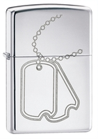 Zippo Dog Tags Lighter