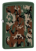 Image Zippo Camouflage Lighter