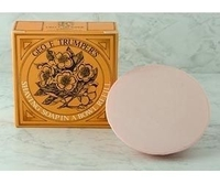 Geo F Trumper Almond Hard Shaving Soap Refill