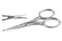 Image Dovo 3.5 inch Nose and Ear Scissors  DO464016