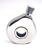 Image 4.5oz Window Flask