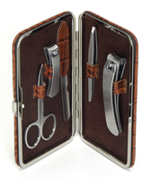Bey-Berk 5pc Manicure Set
