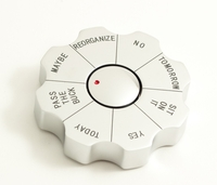 Image Decision Maker Paperweight