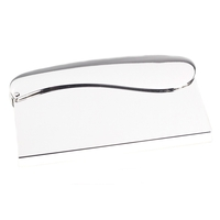 Image Silver-Plated Business Card Case