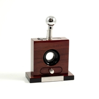 Image Walnut Table Cigar Cutter