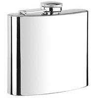 Image 5.5oz Stainless Flask