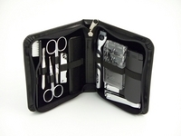 Bey-Berk MACH III Men's Travel Kit
